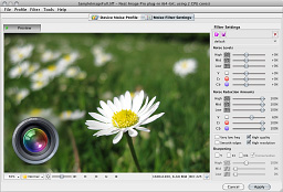 Neat Image plug-in for Aperture for Mac OSX